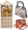Tapestry calendars and accessories
